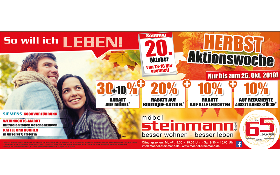 Herbst Aktionswoche